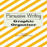 Persuasive Writing Preparation and Organization