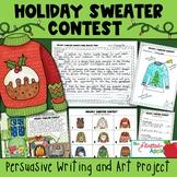 Persuasive Writing Project {Christmas Theme}