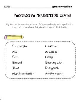 Persuasive Writing Project Homework Versus No Homework