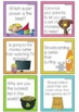 Persuasive Writing Prompt Cards