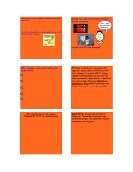 Persuasive Writing SMART NOTEBOOK Activities