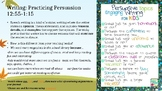 Persuasive Writing Slides for Minilessons *Lucy Calkins Aligned*