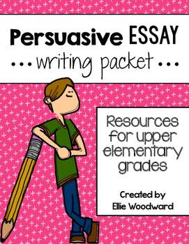 Persuasive Writing Templates