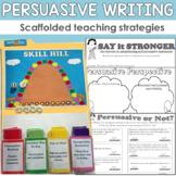 Persuasive Writing Tools and Strategies