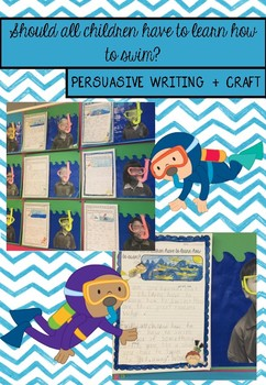 Persuasive Writing Topic and Planner