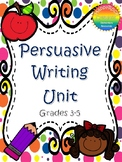 #memorialday2020 Persuasive Writing Unit
