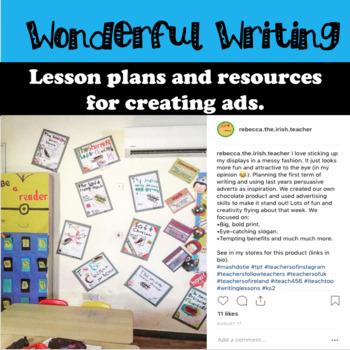Persuasive Writing Unit