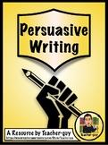 Persuasive Writing Intermediate