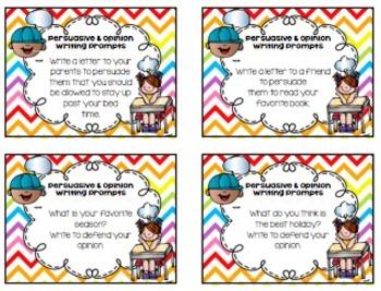 Persuasive Writing and Economics FUN!