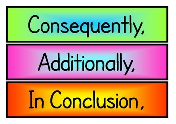 Persuasive Writing Vocabulary Word Wall