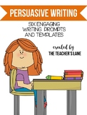 Persuasive Writing With Templates