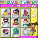 Persuasive Writing Prompts and Craft 2