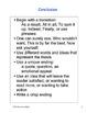 Persuasive writing in 5 Easy Chunks