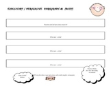 Persuasive/Expository 5 Paragraph Graphic Organizer and Rubric