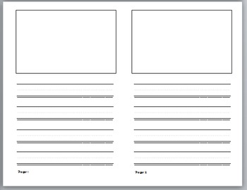 Persuasive/Opinion Writing Booklet