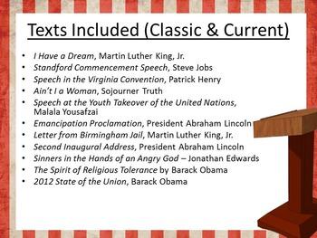 rhetorical analysis of lincolns second inaugural speech 21012013 barack obama inauguration speech: a greatest hits of rhetorical tricks  barack obama's second inaugural, as far as rhetoric goes,.