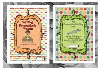 Persuasively Writing {Bundle}