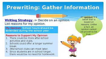Persuasive Writing Powerpoint Using the 6 Writing Traits (Step-by-Step)