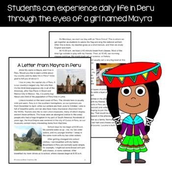 Peru Country Study