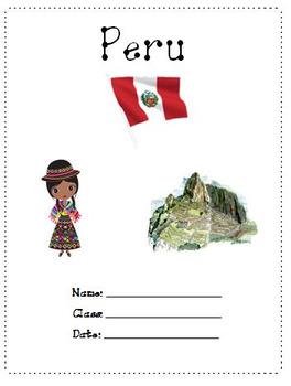 Peru A Research Project