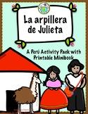 Perú Activity Pack featuring La arpillera, an artisan craft