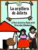 Perú Activity Pack featuring La arpillera, an artisan craft