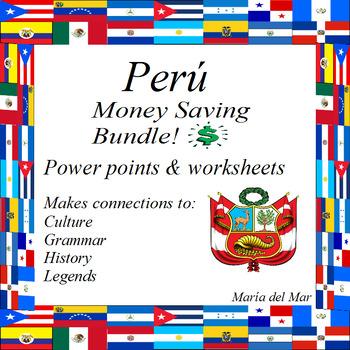 Perú Bundle (Spanish)