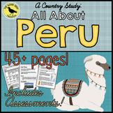 Country Study: Peru - A Unit Plan - World Communities