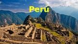 Perú Cultural Powerpoint