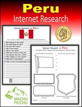 Peru (Internet Research)