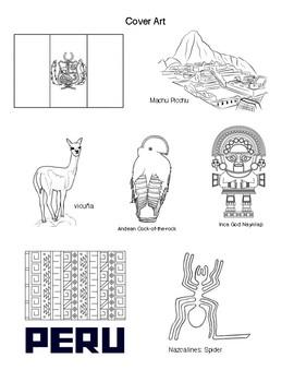 Peru Lap book