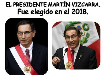 Peru Power Point Show in Spanish