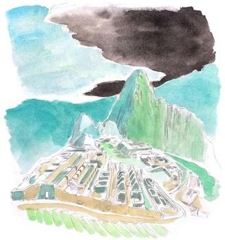 Peru Too: Reunion ~ Book 8 (world culture adventure)