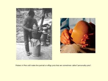 Peruvian Personality Pots Presentation