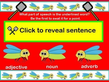 Pesky Parts of Speech