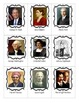 Admirable people in history matching game/Pesonas admirables de la historia