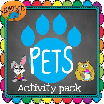 Pet Activity Pack