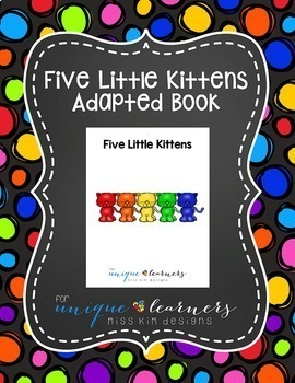 Pet Adapted Book Bundle: 2 Pet Adapted Books for Special Education