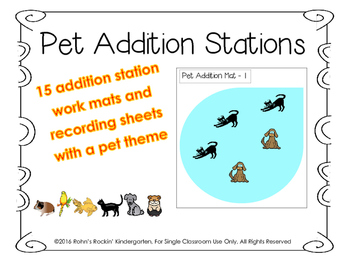 Pet Addition Stations
