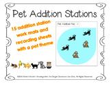 Pet Addition Stations