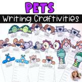 Pet Animal Research Report Writing Craftivities
