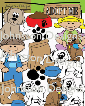 Pet Care Clipart