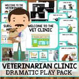 Pet Vet Clinic Dramatic Play Pack