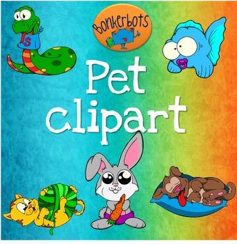 Pet Clip Art