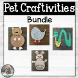 Pet Craftivities Pack