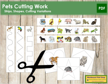 Pet Cutting Strips