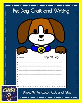 Pet Dog Craft and Writing (Animal Research)