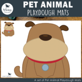 Pet Friends Playdough Mats