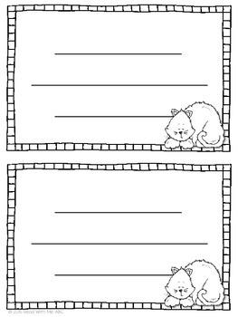 Pet Haiku Class Book