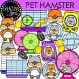 Pet Hamster Clipart: Pet Clipart